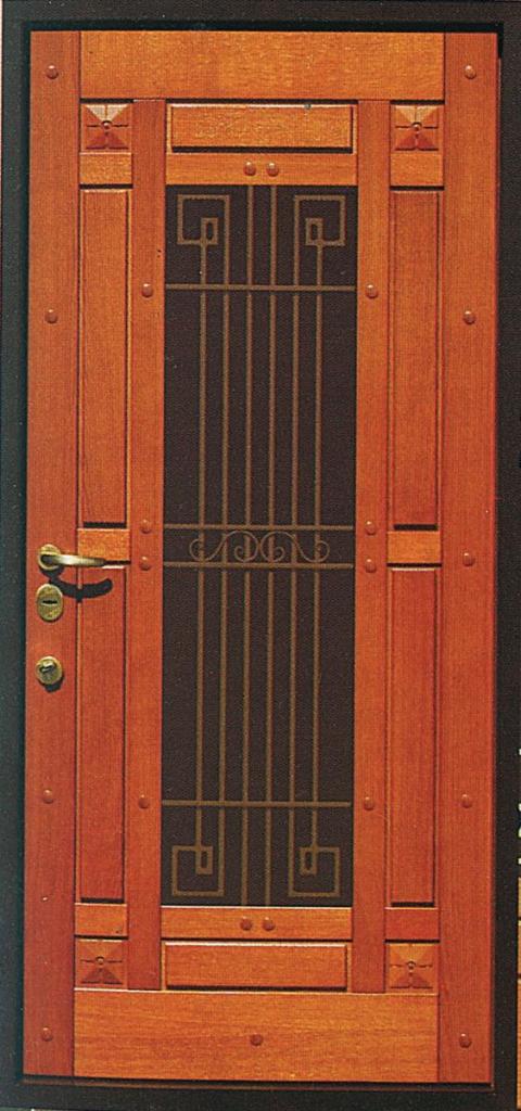 двери входные на собственный дом