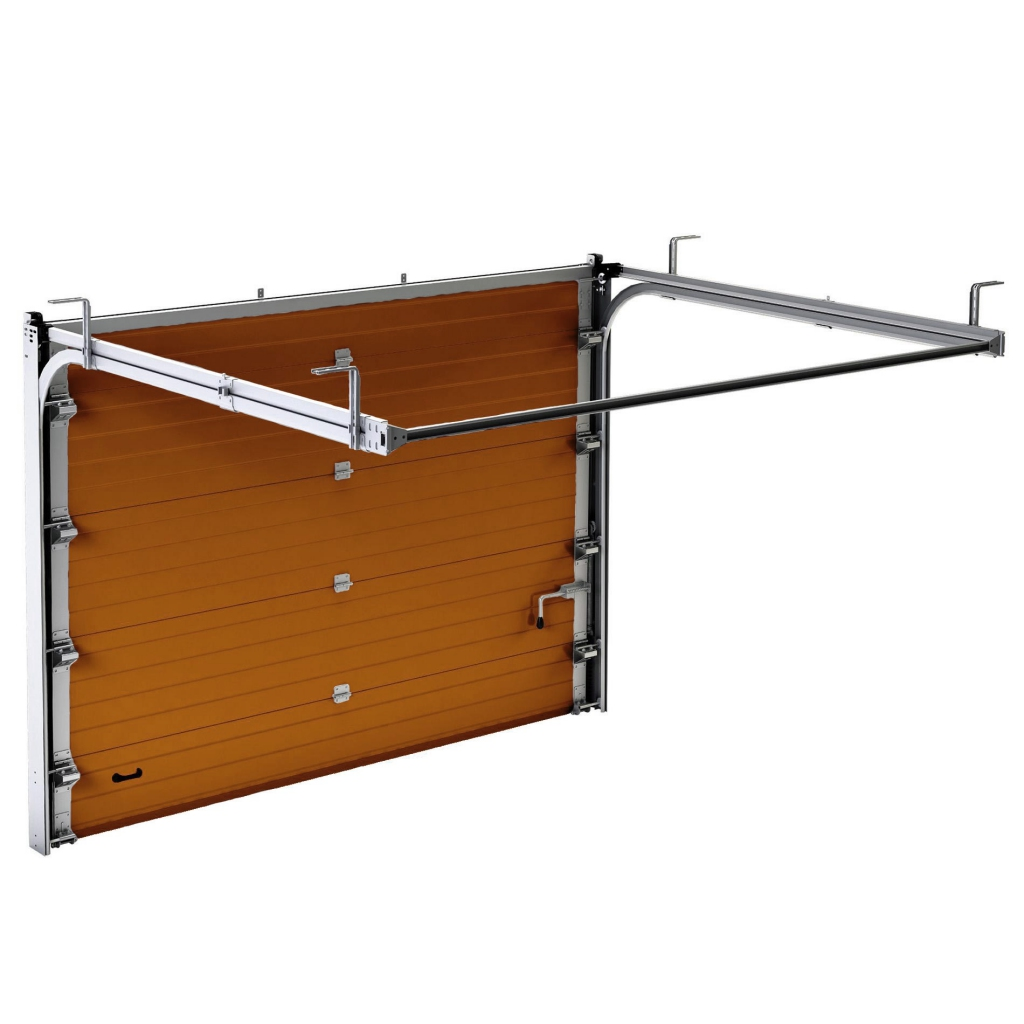 подъемные секционные ворота дорхан для гаража егорьевске цена
