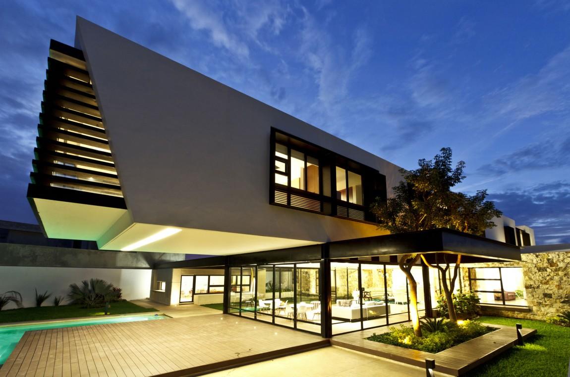 архитектурные решения частных домов фото совсем